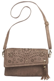 Bling It Around Again Cross Body Bag - Front cropped