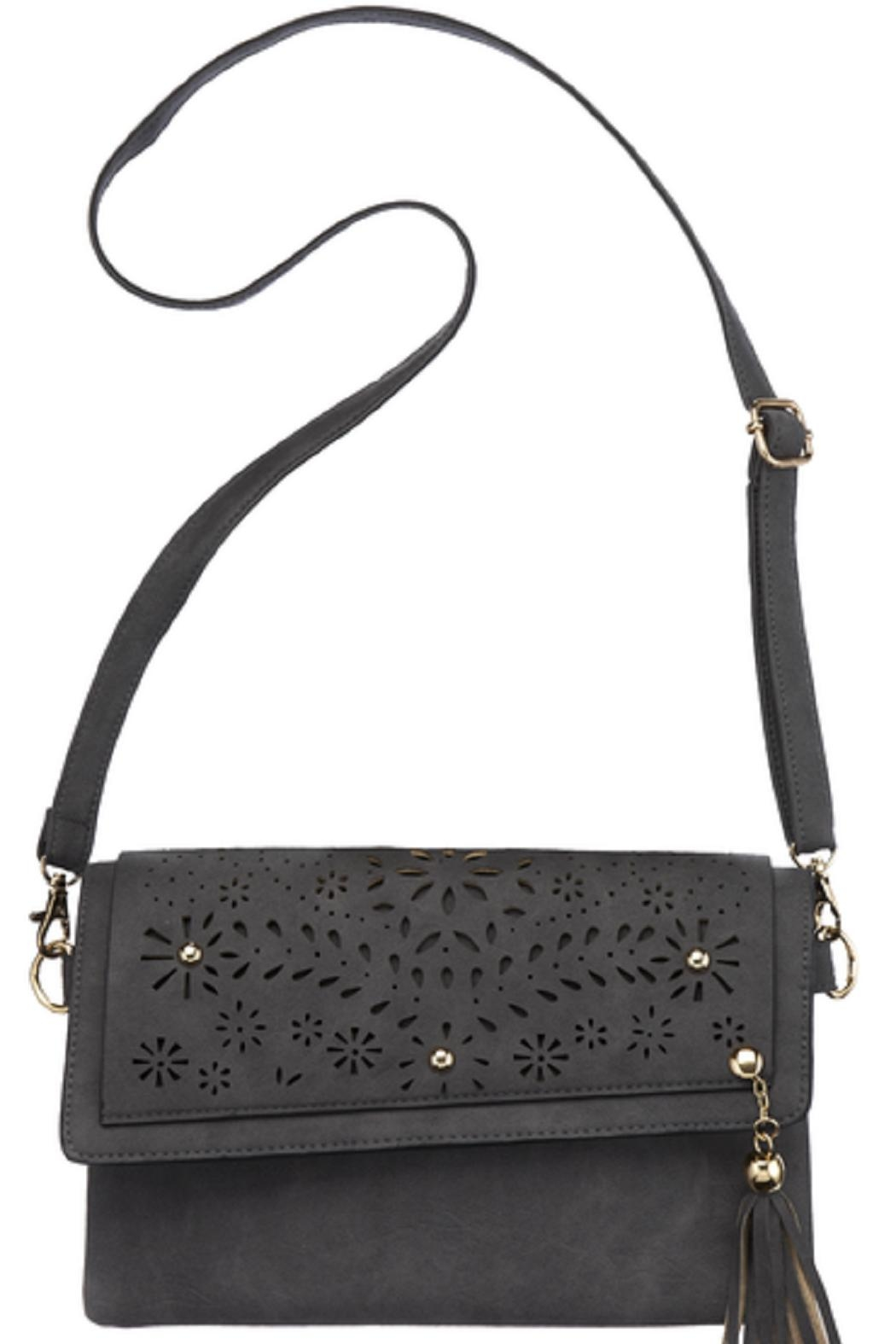 Bling It Around Again Cross Body Bag - Front Cropped Image