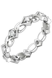Bling It Around Again Diamond Eternity Ring - Product Mini Image