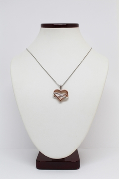 Bling It Around Again Diamond Heart Pendant - Alternate List Image