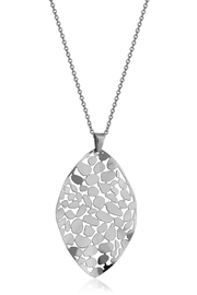 Bling It Around Again Filigree Necklace - Product Mini Image