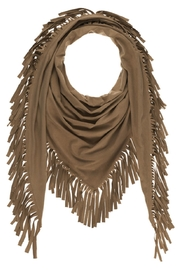 Bling It Around Again Fringe Scarf - Product Mini Image