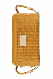 Bling It Around Again Laser Cut Wallet - Front full body