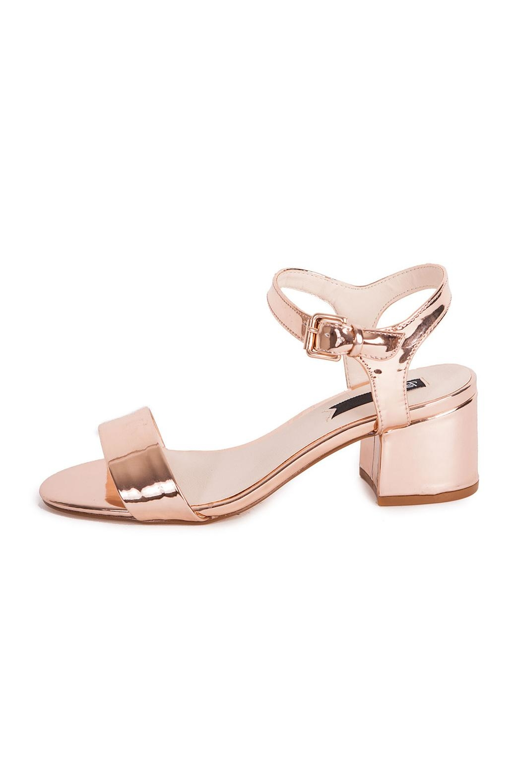 e48aeffe030e Blink Classic Rose Gold Sandals from Tel Aviv by Shoez Web Store ...