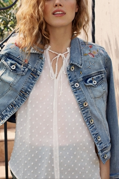 Shoptiques Product: Bliss Denim Jacket