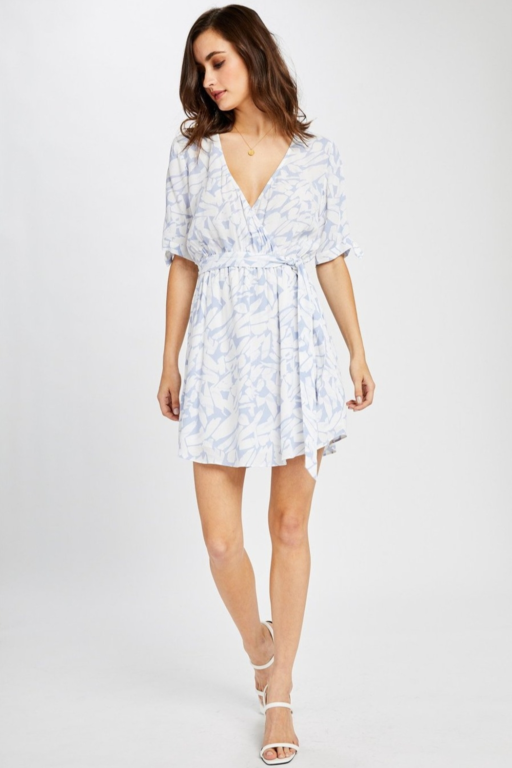 Gentle Fawn Bliss Dress - Front Cropped Image