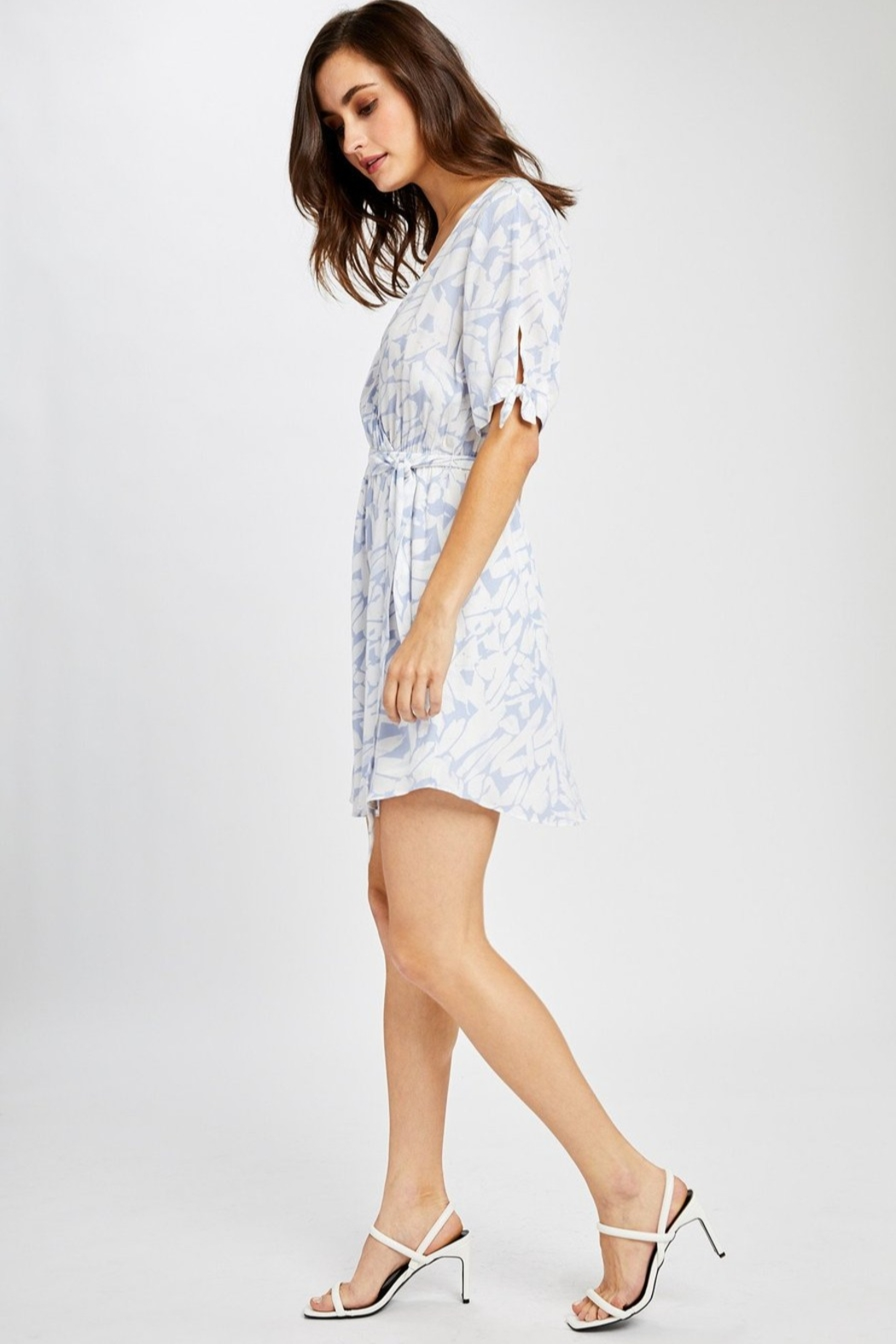 Gentle Fawn Bliss Dress - Front Full Image