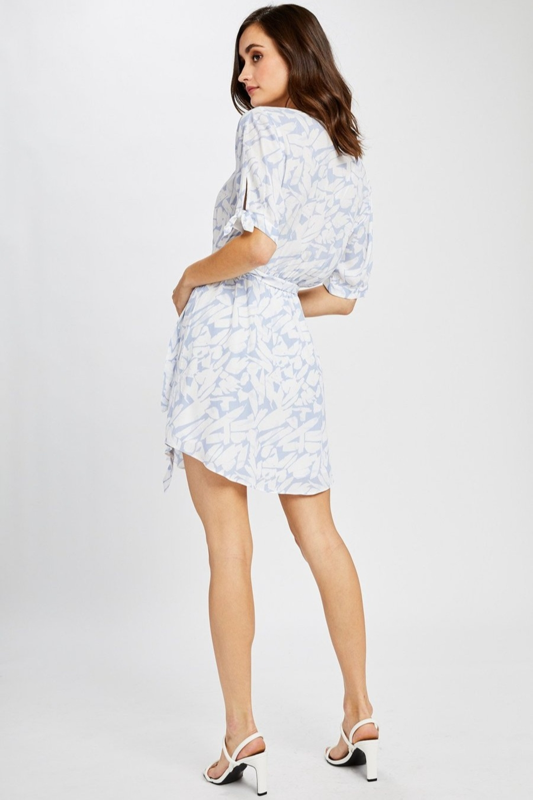 Gentle Fawn Bliss Dress - Side Cropped Image