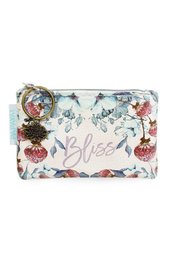 PAPAYA! Bliss Pastel Thistle Coin Purse - Product Mini Image