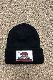 BLISSDANVILLE California Bear Beanie - Product Mini Image