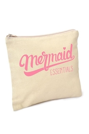 BLISSDANVILLE Mermaid Makeup Bag - Front cropped
