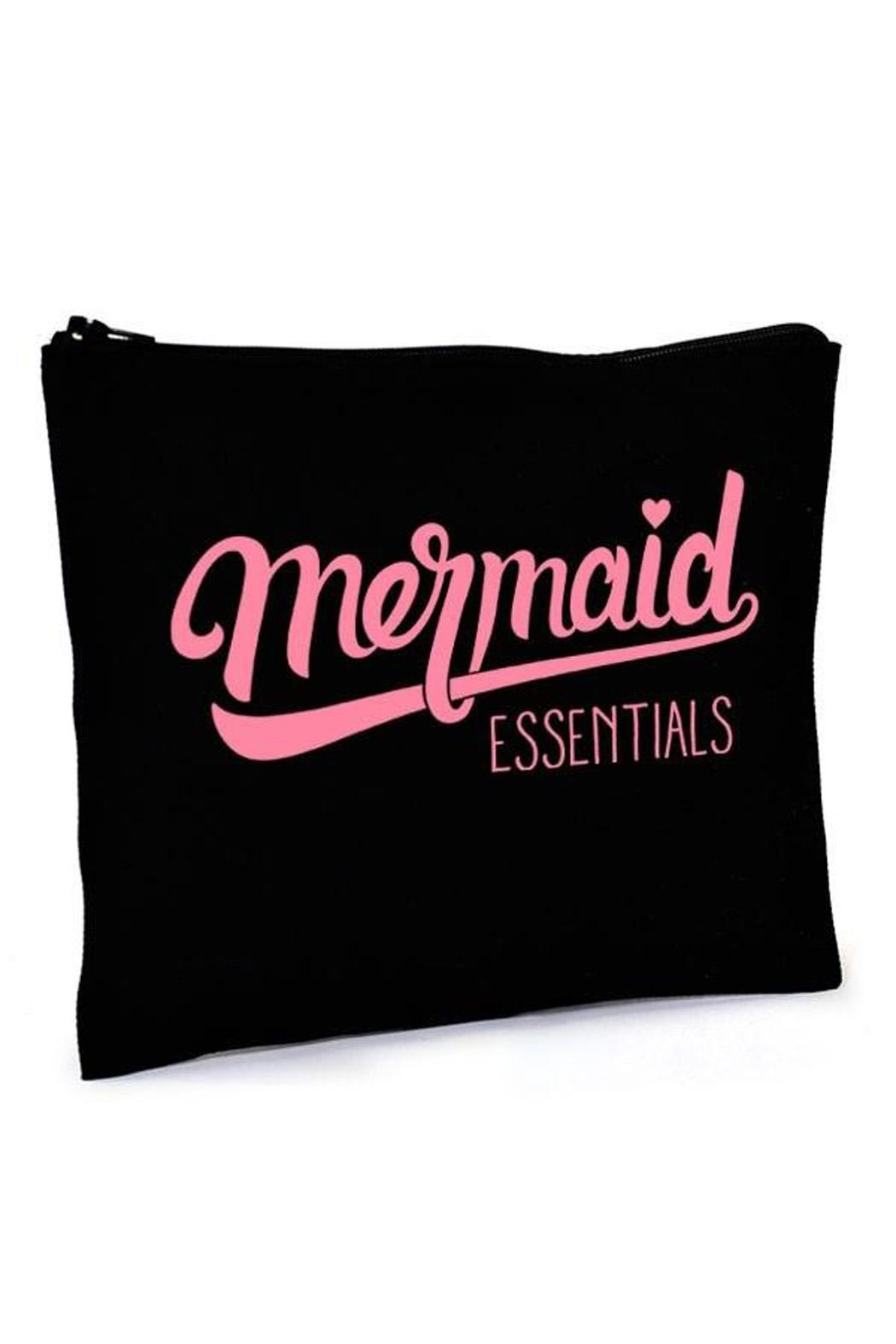 BLISSDANVILLE Mermaid Makeup Bag - Front Full Image