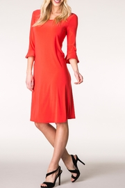 Yest Blissful Sleeved Dress - Product Mini Image