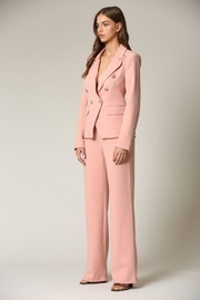 Blithe  Blush Two Piece Suit - Back cropped