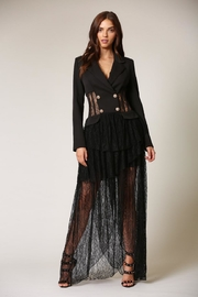 Blithe  Layered Lace Maxi - Product Mini Image