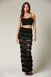 Blithe  Layered Skirt Set - Front cropped