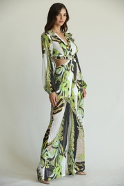 Blithe  Sublime Cut-Out Jumpsuit - Front full body