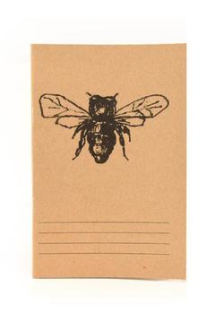 Blithe and Bonny Bee Notebook - Product List Image