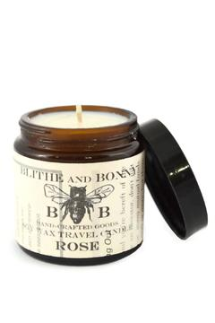 Blithe and Bonny Rose Travel Candle - Alternate List Image