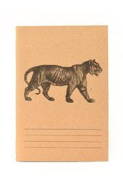 Blithe and Bonny Tiger Notebook - Product Mini Image