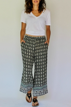RD Style Blk/green Pant - Product List Image