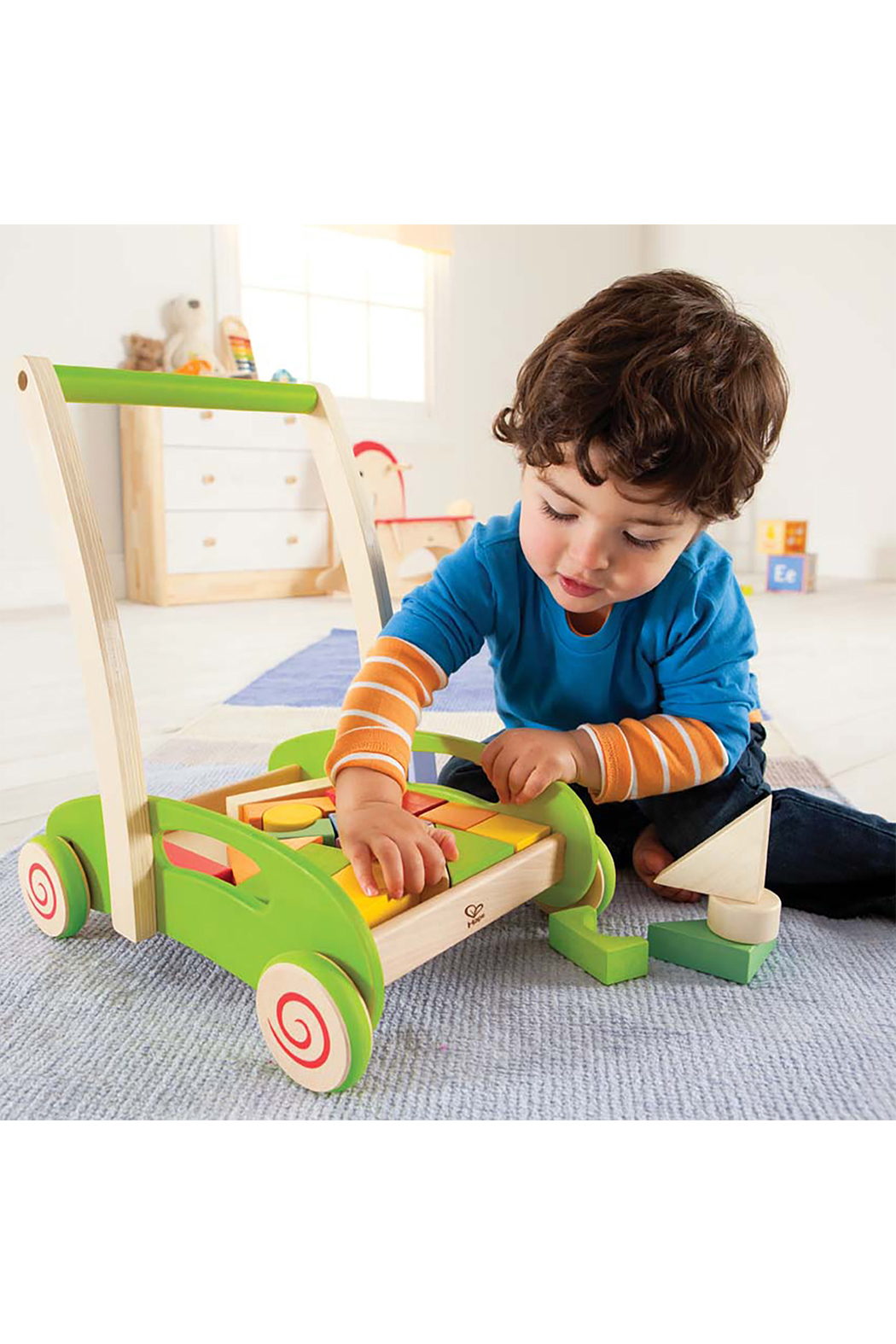 Hape  Block and Roll - Side Cropped Image