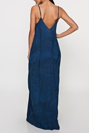 Lovestitch Block Printed Maxi - Front full body
