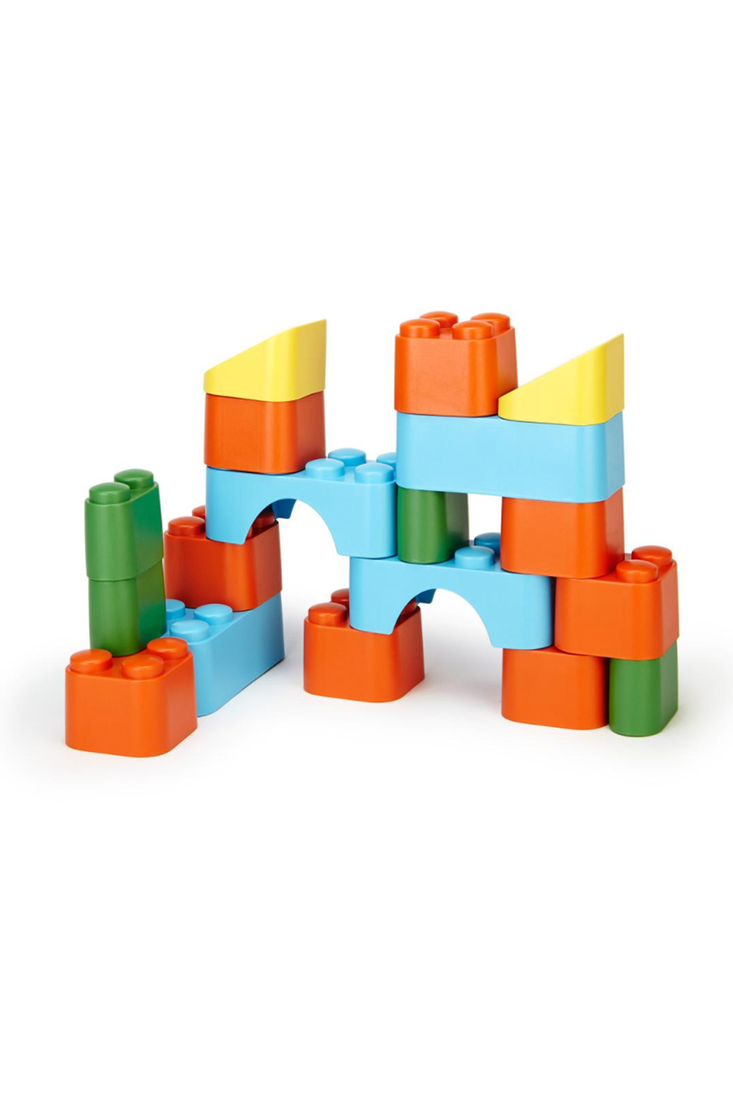 Green Toys Block Set - Front Cropped Image