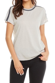 Chaser Blocked Jersey Tee - Product Mini Image