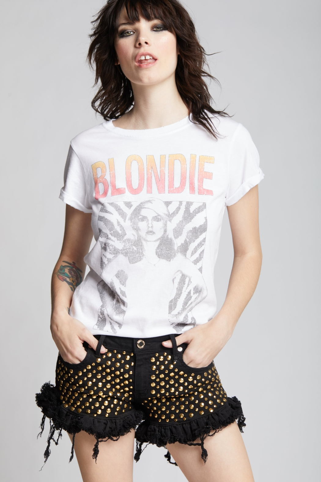 Recycled Karma Blondie Live From NY Tee - Main Image