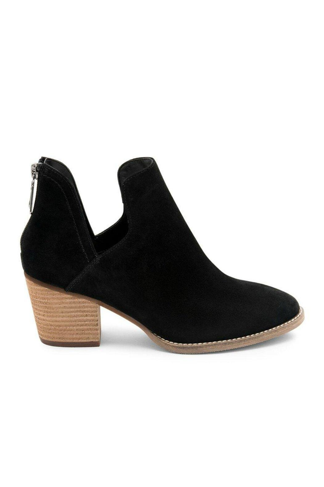Blondo Nelson Suede Bootie - Front Full Image