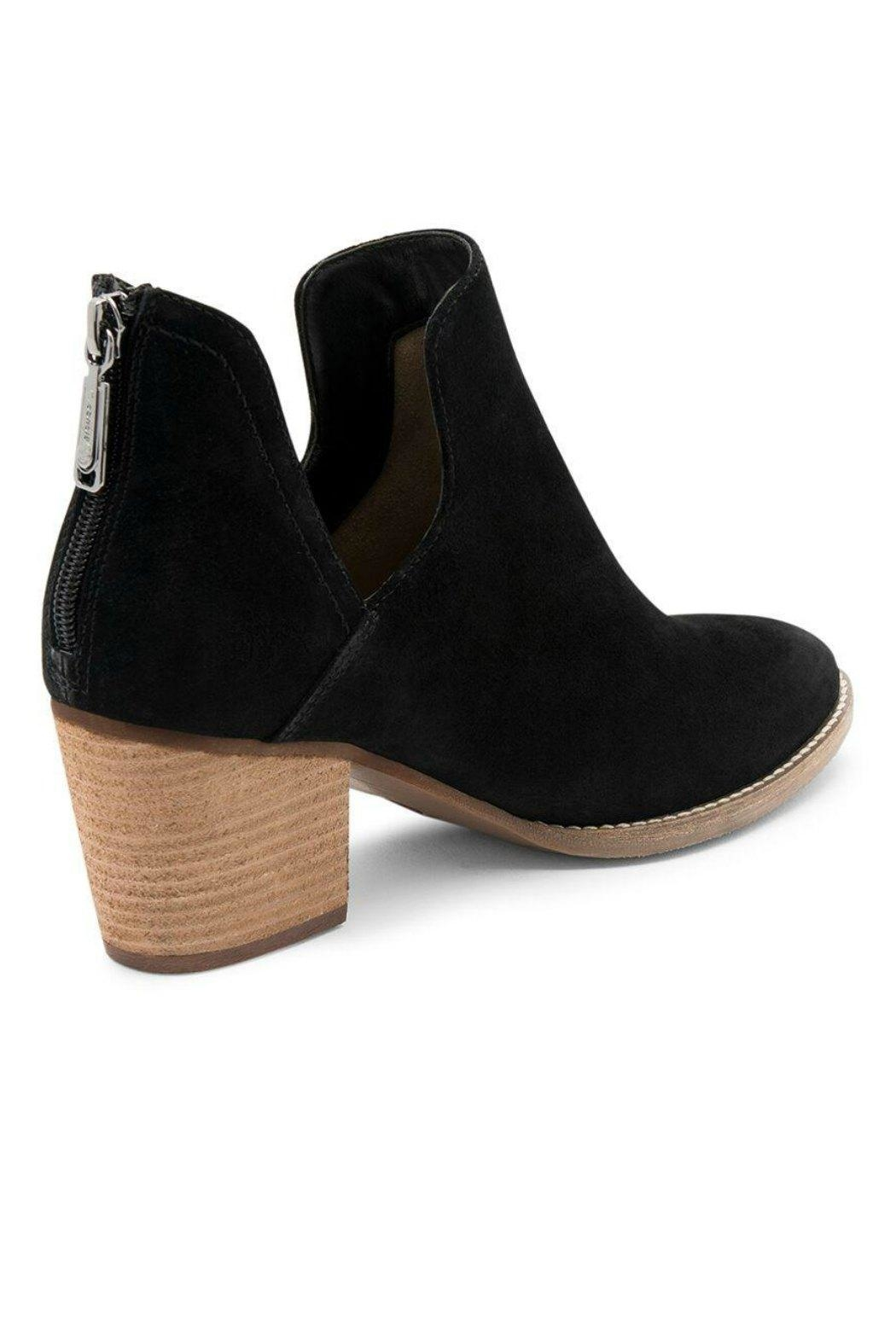 Blondo Nelson Suede Bootie - Side Cropped Image