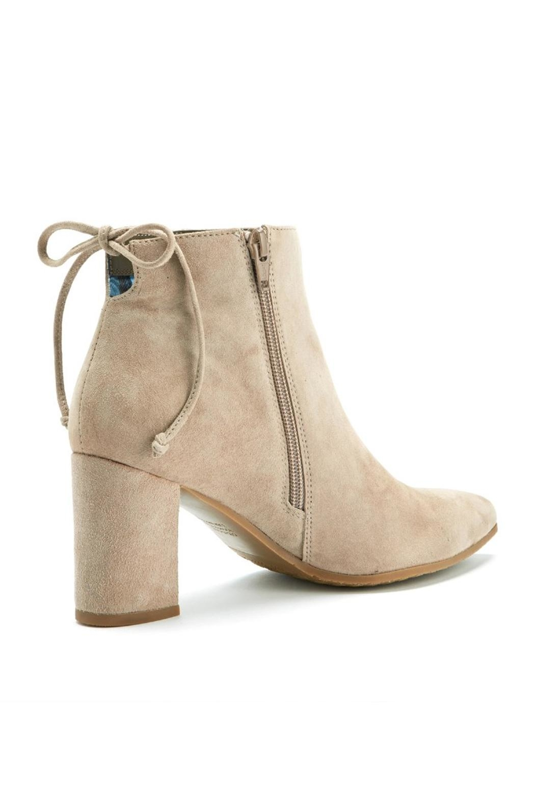 Blondo Tiana Waterproof Bootie - Front Full Image