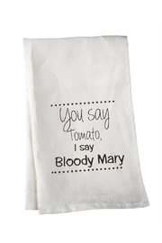 MWW Bloody Mary T-Towel - Product Mini Image