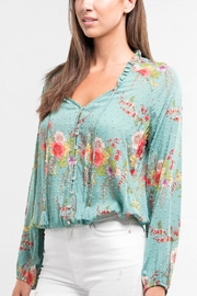 Love Stitch Bloom Blouse - Product Mini Image