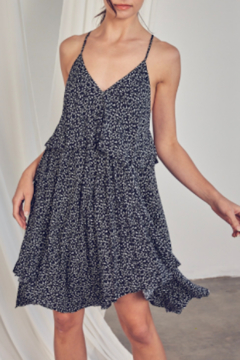 Mustard Seed Bloom Floral Dress - Product List Image