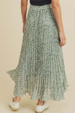 In Loom Bloom Midi Skirt - Alternate List Image