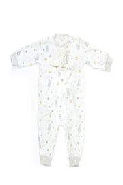 Bunnies by the Bay Bloom Playsuit with Binkie - Product Mini Image