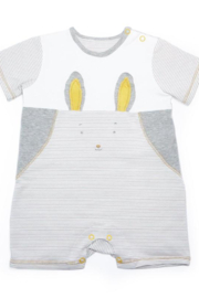 Bunnies by the Bay Bloom  Short Romper - Product Mini Image
