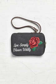 Mona B Bloom Wallet - Product Mini Image