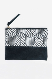 Bloom & Give Kina Pouch - Front cropped