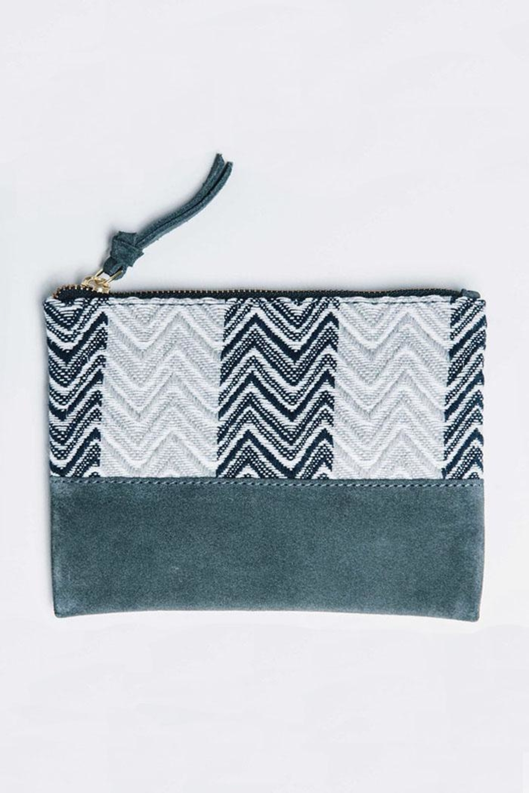 Bloom & Give Kina Pouch - Front Cropped Image