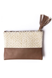 Bloom & Give Luna Cosmetic Pouch - Front cropped