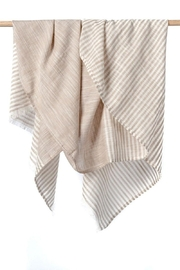Bloom & Give Malabar Cotton Scarf - Front cropped