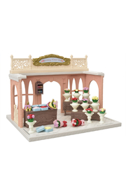 Calico Critters Blooming Flower Shop - Front cropped