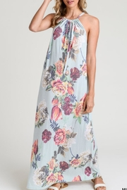 Jodifl Blooming Halter Maxi - Front cropped