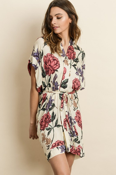 R+D  Blooming Kimono Dress - Product List Image