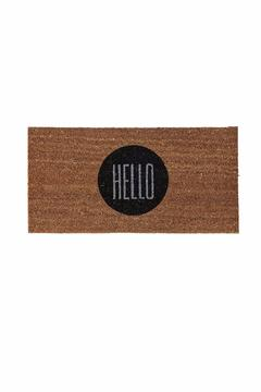 Shoptiques Product: Hello Door Mat