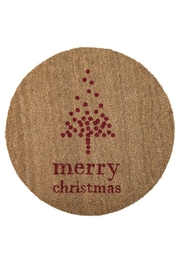 Bloomingville Merry Christmas Doormat - Product Mini Image