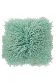 Bloomingville Mint Mongolian Pillow - Front cropped